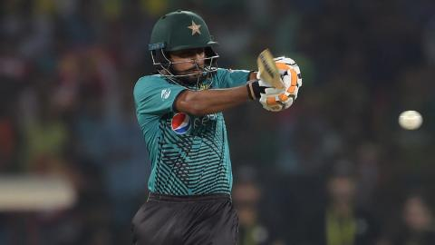 Local boy Azam's 86 edges out World XI in Lahore
