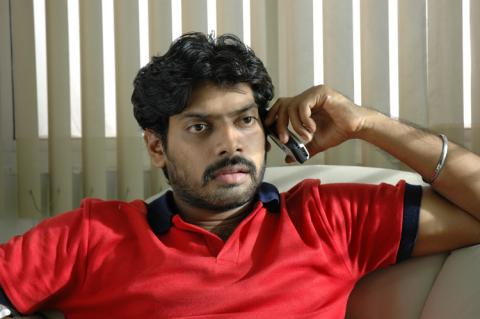 Actor Nithin Sathya Takes A Leap Of Faith