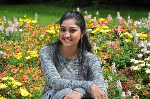 Popular Tamil television and film actress Neelima Rani