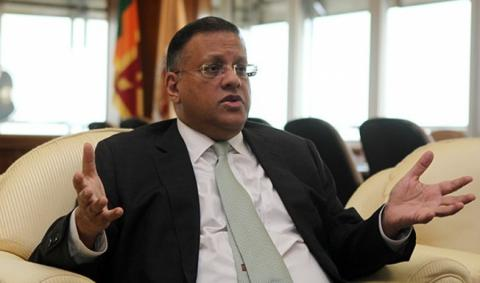 Former Governor of the Central Bank Arjuna Mahendran