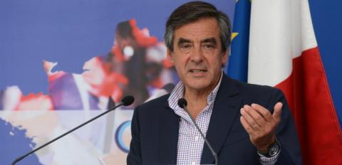 François Fillon,French election looking farcical and frightening,