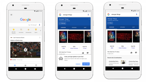 Google Feed goes global, but only on Android