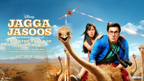 Jagga Jasoos box-office collection