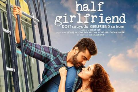 'Half Girlfriend' box-office collection Day 4