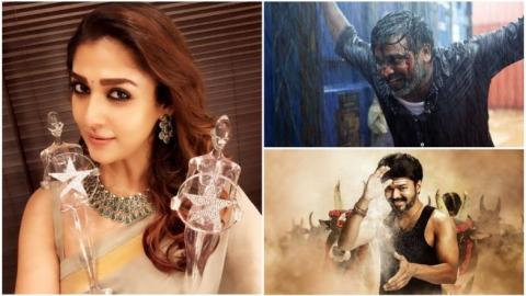 Nayanthara's top honors & the 'Favorite Hero' controversy