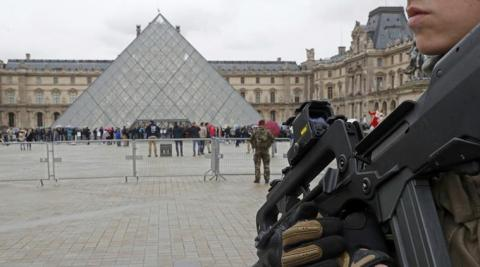 Paris Louvre attack,new security concerns,France's Olympic,