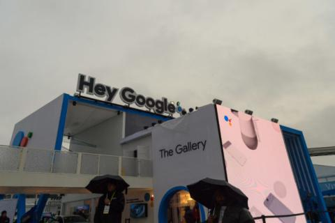 Google shuts down its CES booth