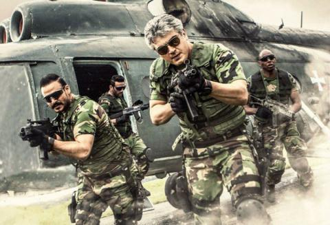Ajith's Vivegam shatters records in Chennai city box office