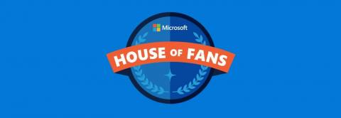 "Microsoft France has a ""House of Fans"""