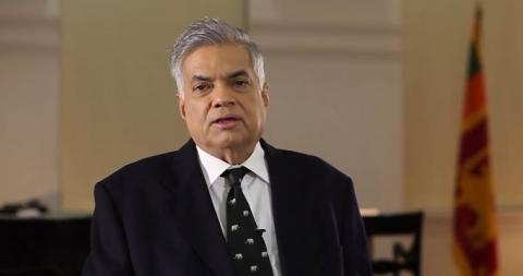 Ranil Wickremesinghe  Returned to the Island Today