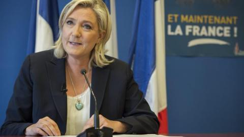 Marine Le Pen, Marine Le Pen must pay back almost 298, 000 euros, Misused funds to the European Parliament, Far-right National Front party, French presidential election