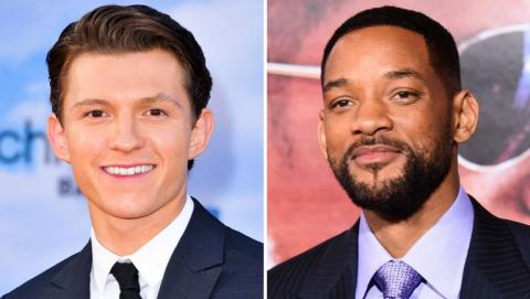 Will Smith,Tom Holland,