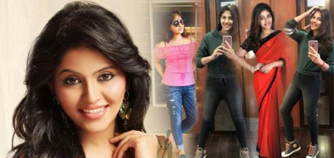 Anjali rocks in her sleek avatar