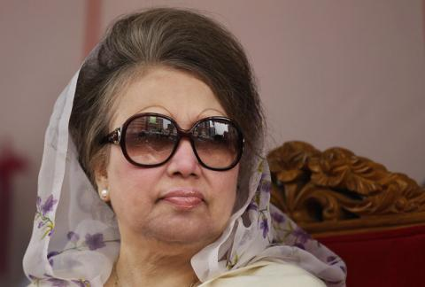 Bangladesh Courts Issue Arrest Warrants Against Former PM Khaleda Zia