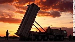 South Korea reveals location of THAAD missile defense system