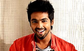 Music composer turned actor GV Prakash