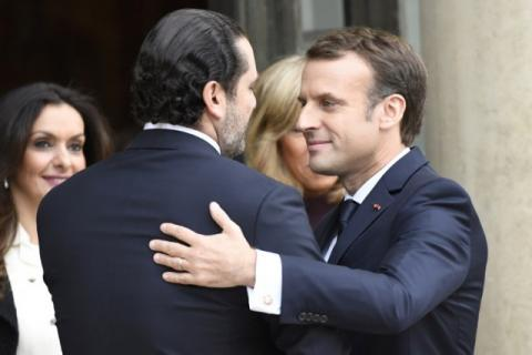 Middle East,President Emmanuel Macron,Emmanuel Macron, France's clout in the Middle East,
