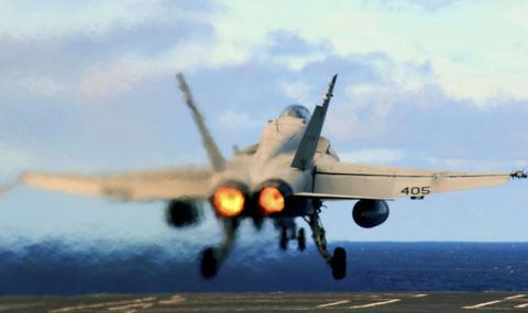 American aircraft  hits Taliban drug labs in Afghanistan