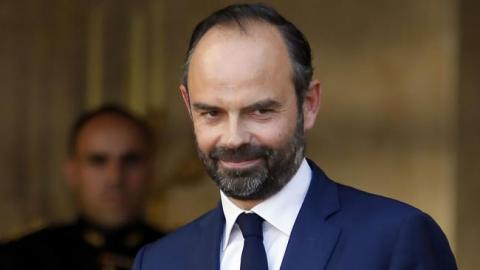 French PM Edouard Philippe