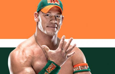 John Cena Talks ESPYS, His 'Accidental' Career and When to Retire