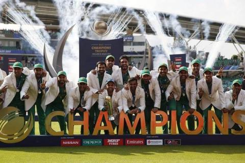 Pakistan Claim Maiden Champions Trophy Crown
