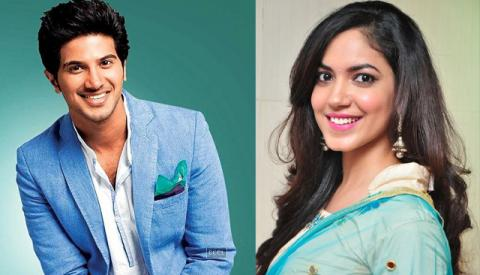 Ritu Varma Teams Up With Dulquer Salmaan