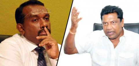 Welgama, Aluthgamage removed as SLFP organizers,Kumara Welgama and Mahindananda Aluthgamage