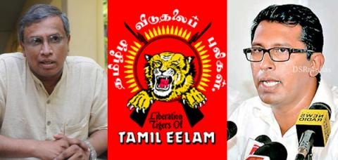 LTTE,Tamil National Alliance,Sumanthiran,M.A.Sumanthiran regrouping of the LTTE,