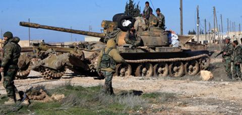 Syria,Al-Nusra Front,Syrian army,Syrian army restores Security to 400 sq/km,Syrian army continued its advances against the al-Nusra Front,northwestern Damascus