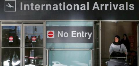 U.S. State Department,Allows Travelers with Visas,People with valid visas,Donald Trump,valid visas into the country, valid visas into the United Statesn, United States, Travel Bans