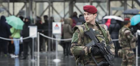 Son was not an Islamist,Father of Louvre attacker,Louvre attacker ,Louvre attacker's father