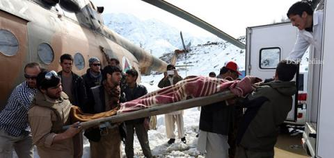 Afghan Avalanches,Afghanistan have killed 54 people,Avalanches in Afghanistan,Avalanches,Afghanistan,54 dead in Afghanistan avalanches,