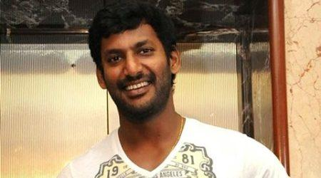 Vishal in an interview