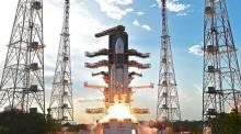 ISRO launched GSLV Mk III, carrying a 3,136-kg GSAT- 19 communication satellite
