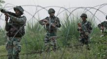 Line of Control, Army killed five armed terrorists, Line of Control (LoC), Jammu and Kashmir , Kashmir ,