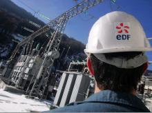 French nuclear group , EDF