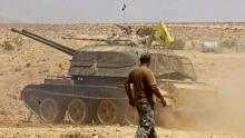 Hezbollah militia leaves Syria and joins PMF in Iraq