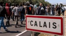 French court in favour of supplying water, sanitation for Calais migrants