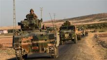 Turkish army sends New military convoy to southern Aleppo