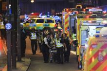 Two French citizens injured in London attack