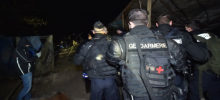 French police clear nuclear waste protest site in pre-dawn swoop