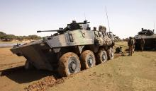 Two French soldiers killed vehicle struck a mine in Mali