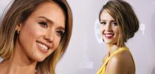 Actress Jessica Alba returns to gym after delivering child
