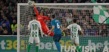 Real Madrid win eight-goal thriller against Real Betis