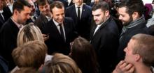 French President Macron offers tough love for farmers ahead of Paris show