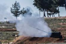 Turkey strikes jihadist group's targets as Syria border tensions escalate