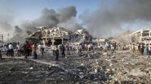 Somalia bombings -  Death toll rises to more than 200