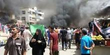 Islamic State claims responsibility for blast in Baghdad's Sadr City