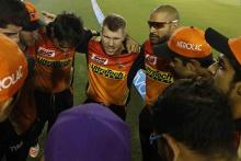 SRH register a win over 26-run win over KXIP