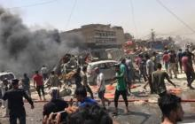 Over 25 persons killed in booby-trapped houses, west of Anbar